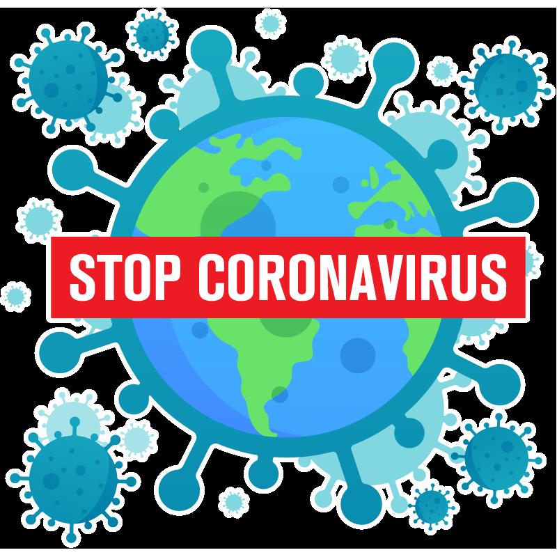 Стоп короновирус